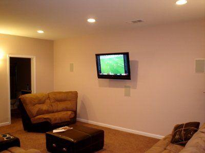 basement renovation conyers atlanta ga