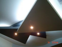 commercial ceiling fixtures work