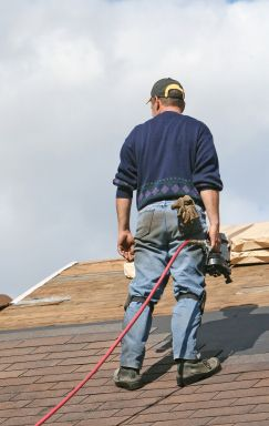 Roofing Jym Contracting Services Inc