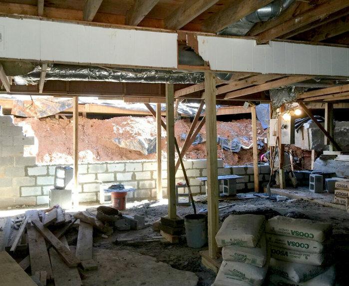 altanta foundation reconstruction